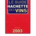 guide-hachette-des-vins-de-france-2003